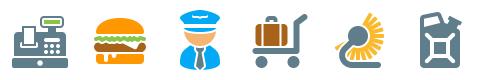 omni icon samples