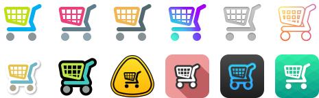 omni icon variations